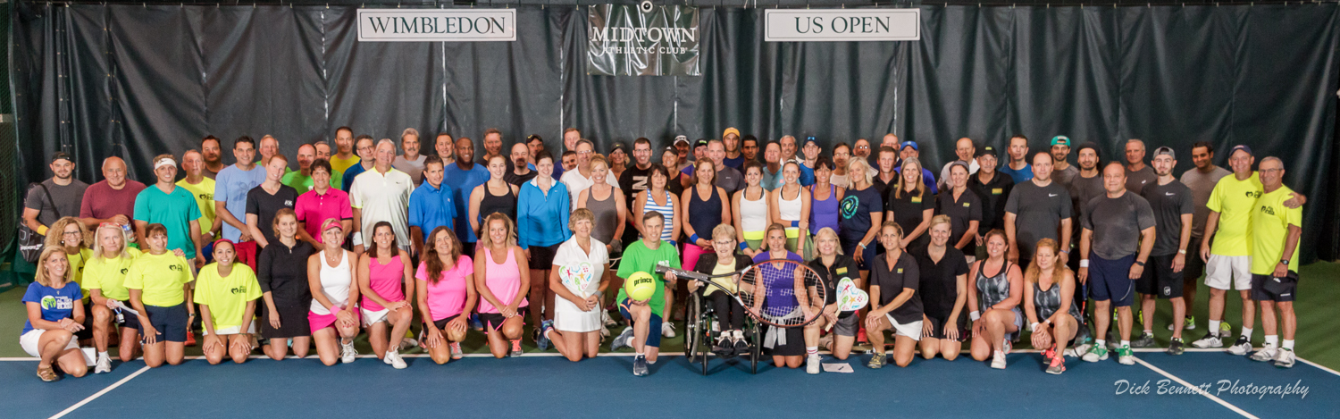 2018 Al Sigl Sports Classic Tennis Benefit