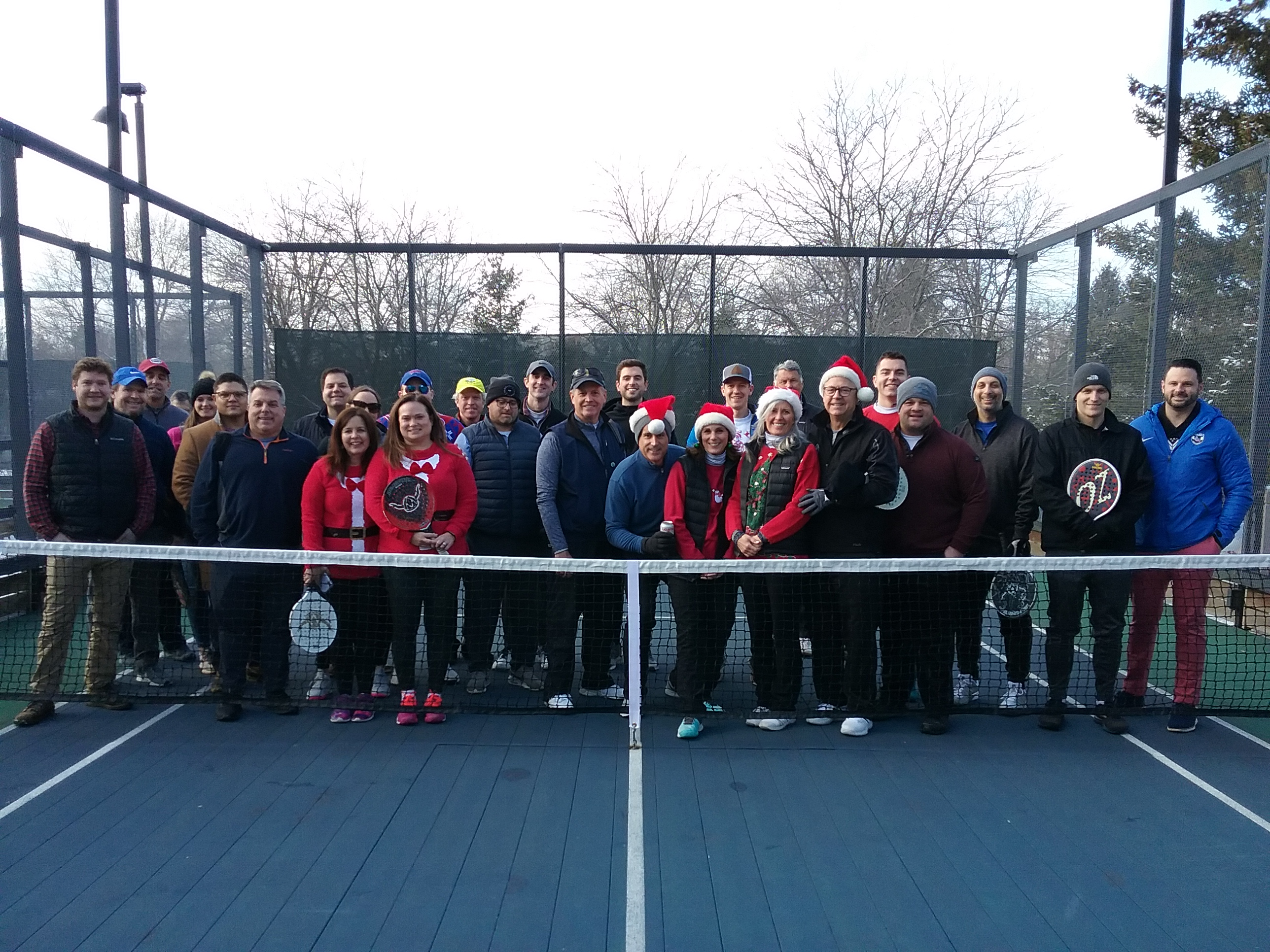 3rd Annual Al Sigl Council Holiday Paddle Tournament