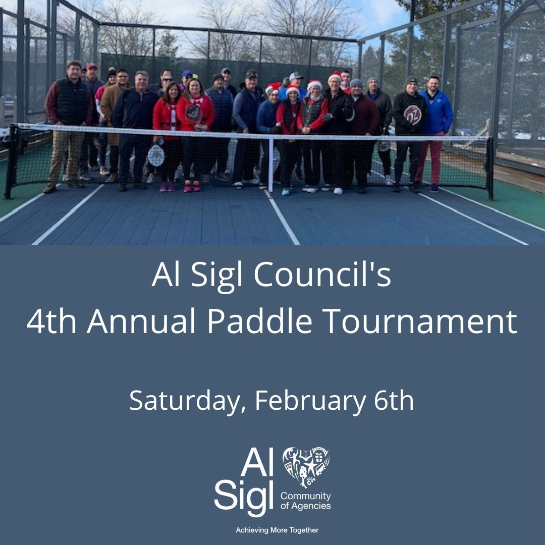 4th Annual Al Sigl Council Paddle Tournament