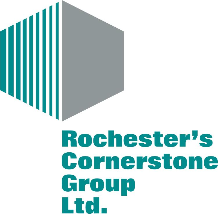 Rochester's Cornerstone Group logo