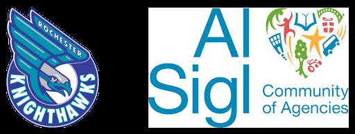 Al Sigl Night with the Rochester Knighthawks
