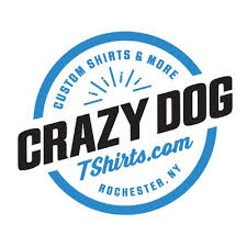 Crazy Dog TShirts logo
