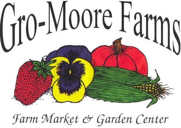 Gro-Moore Farms logo