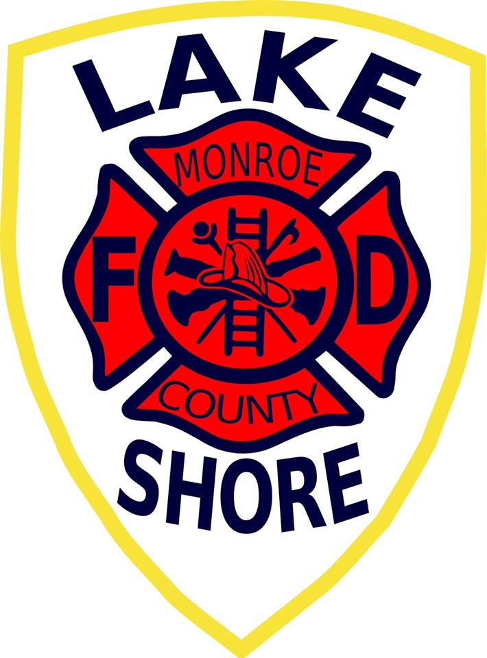 Lake Shore Fire Department logo