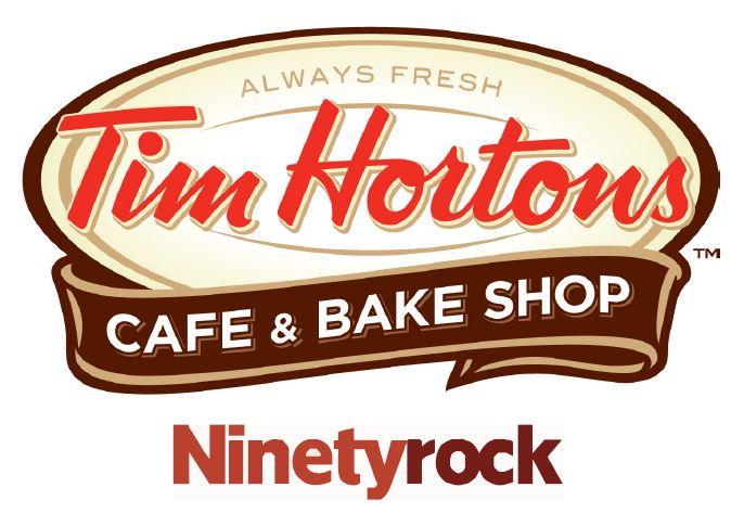Tim Horton's/Ninety Rock logo