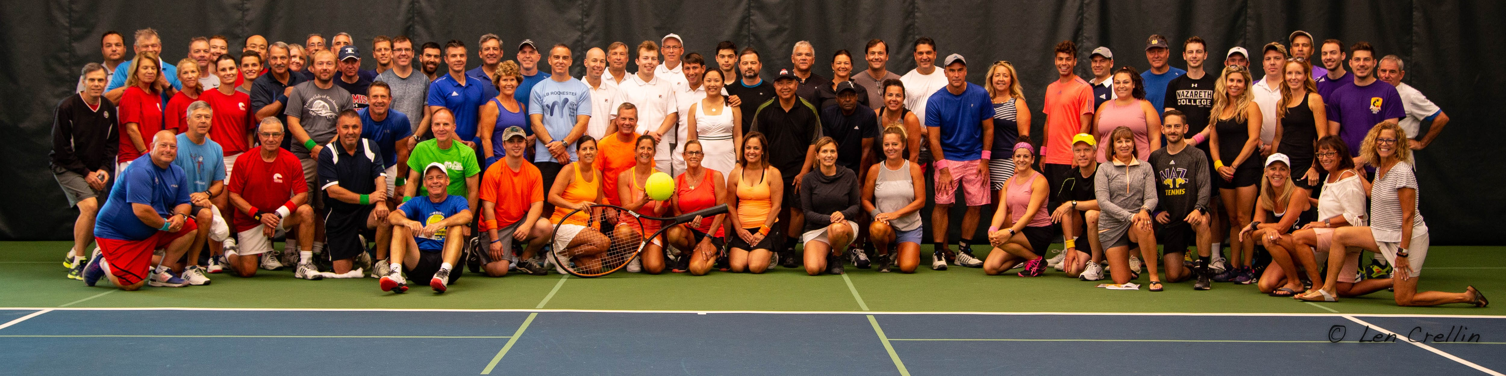 2020 Al Sigl Sports Classic Tennis Benefit