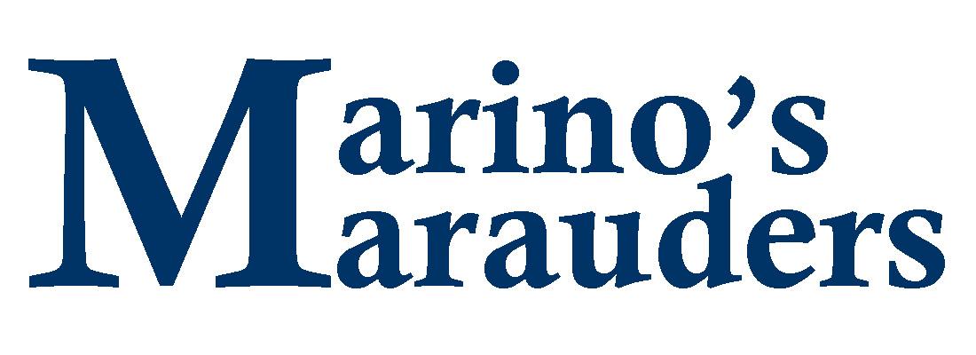Marino's Marauders logo