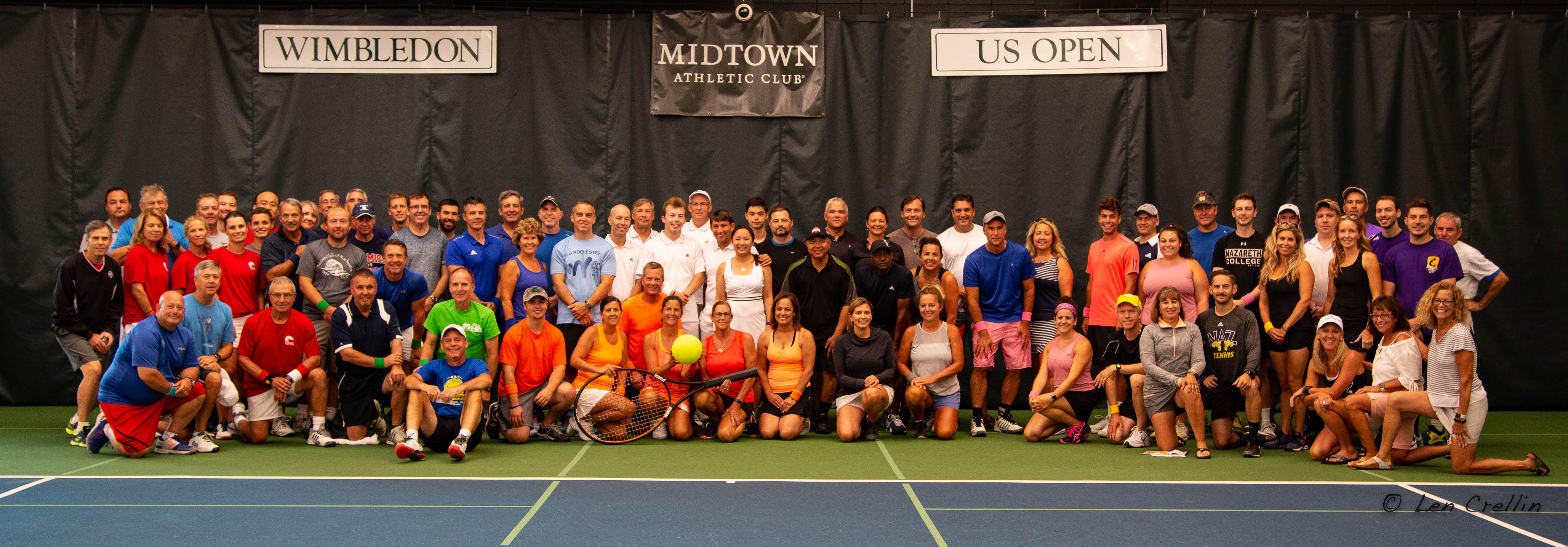 2019 Al Sigl Sports Classic Tennis Benefit