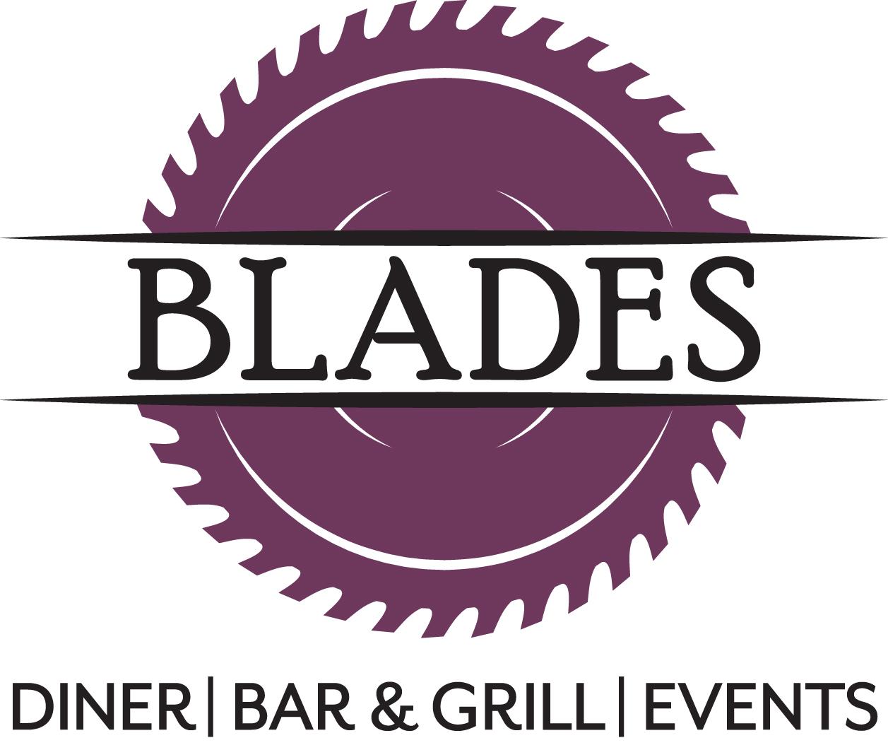 Blades Bar & Grill logo