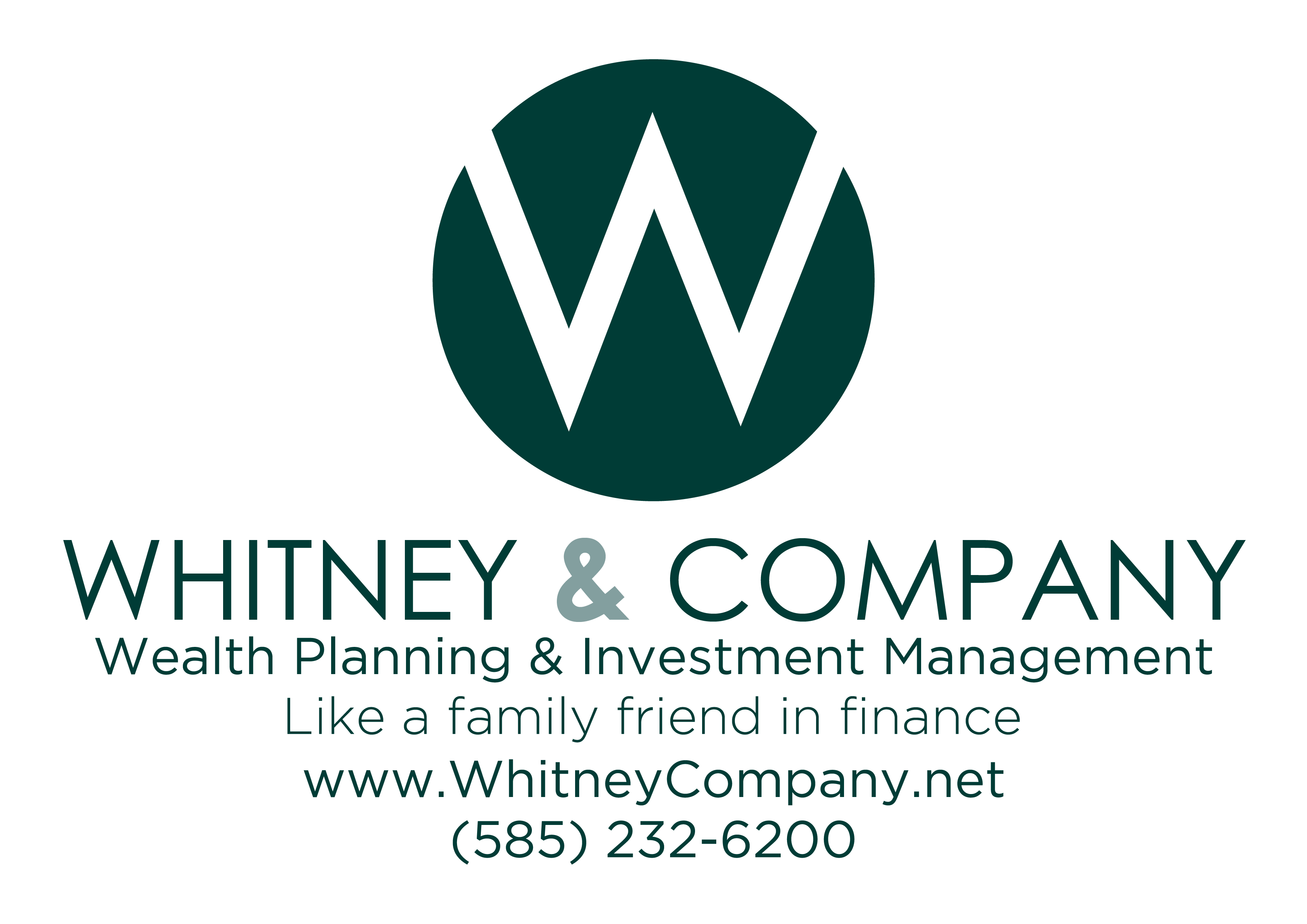 Whitney & Company Logo
